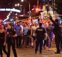 Second dead by shooting Toronto