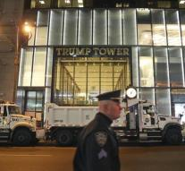 Secret Service possible to Trump Tower
