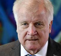 Seehofer wants a quick migrant agreement with Italy