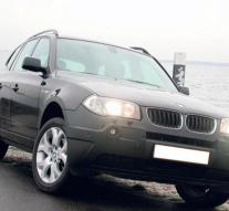 Settlement in case disappeared BMW