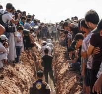 Seven rescuers killed in Syria