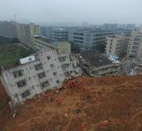 Shenzen disaster was due to human error