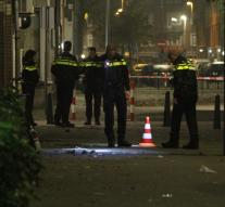 Shots fired in Rotterdam West