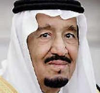 Sick king Salman hold 'mini-throne speech '
