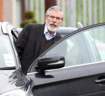 Sinn Fein continues to boycott the House of Commons