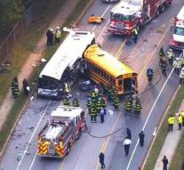 Six killed in bus accident in Baltimore