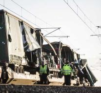 Six people killed by train accident Denmark