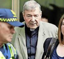 Six years in prison for Cardinal Pell