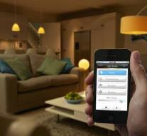Smart Philips lamps vulnerable to hacking