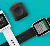 SmartWatch Pebble Pioneer stops after takeover