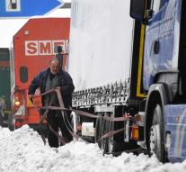 Snow chaos: part of Bavaria declared 'disaster area'