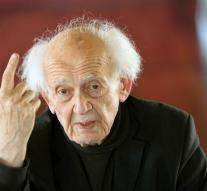 Sociologist Zygmunt Bauman (91) deceased