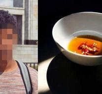 Son of judge was present at fish sauce-dead student