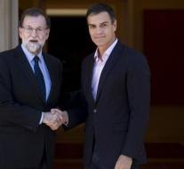 Spanish socialists support government