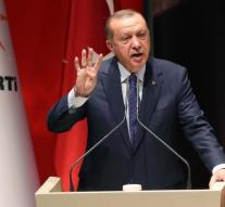 Speech Erdogan around G20 remains possible