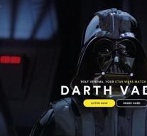 Spotify you can find Star Wars game