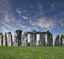 Stonehenge built with ' second hand ' stone