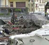 Storm costs three people living in Italy