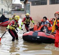 Storm in Italy passed, worries remain