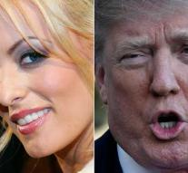 Stormy Daniels does not come with evidence for Trump's relationship