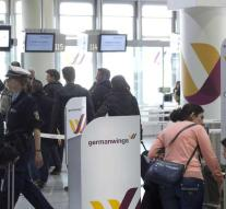 Strike at German airports affects travelers