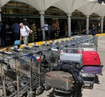 Strike Nairobi airport tackled hard