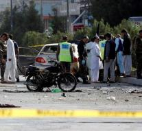 Suicide attack during the parade in Kabul