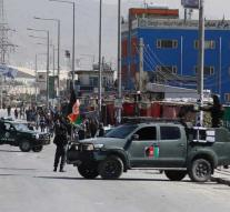 Suicide attack on Afghanistan election day