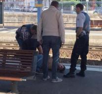 Suspected attack Thalys for judge