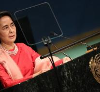 Suu Kyi does not go to UN meeting