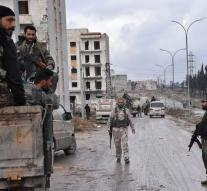 Syrian army in Aleppo district wins again