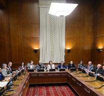 Syrian opposition arrived in Geneva