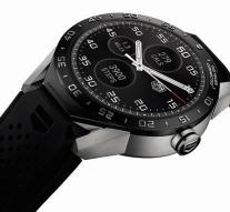 TAG Heuer launches Android smart watch