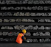 Tata Steel imports steel supplies