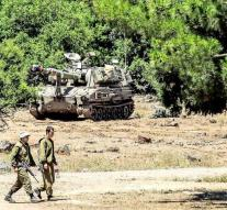 Tension rises on the Golan