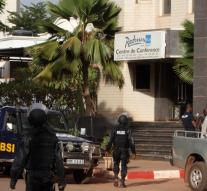 Terror groups claim attack on Mali together
