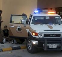 Terrorists in Jeddah cornered