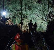 Thai football players found alive in cave
