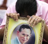Thai King Bhumibol deceased