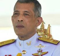 Thai king crowned in May