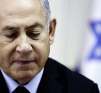The high word is out: justice wants to sue Netanyahu