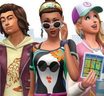 The Sims 4 to the Xbox One