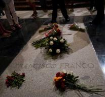 The Spanish government wants to dig up Franco