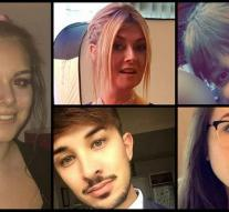 These are the victims of the attack in Manchester