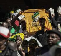 Thousands at state funeral Winnie Mandela