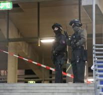 Threat Hannover several terrorists