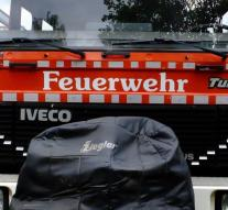 Three dead and ten injured in fire Munich