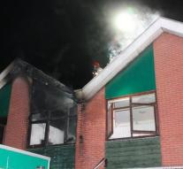 Three injured by housing fire Wormerveer