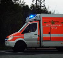 Three killed by accident German ambulance