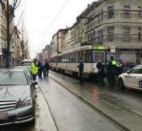 Three wounded in shooting in Antwerp